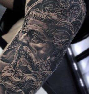 Best Black and Grey Tattoo Fayetteville NC