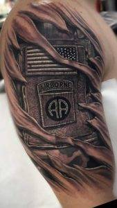 Best Military Tattoo Shops Fayetteville NC