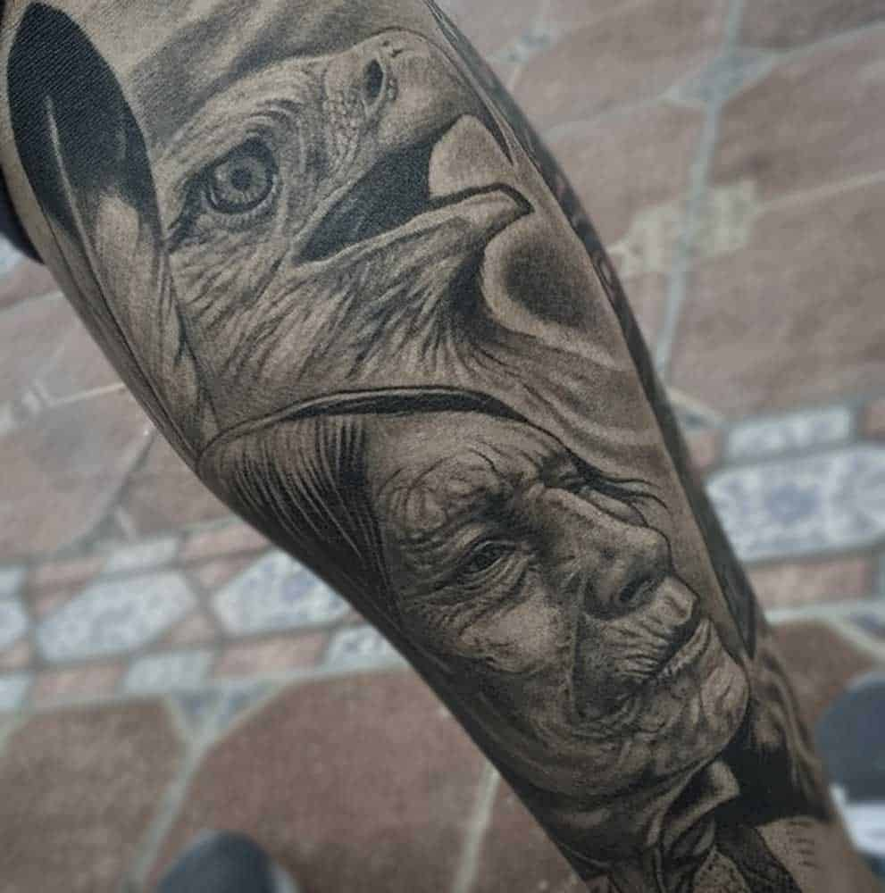 Indian American best tattoo shops near me with prices