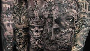Joan Zuniga Tattoo Studio Near Me