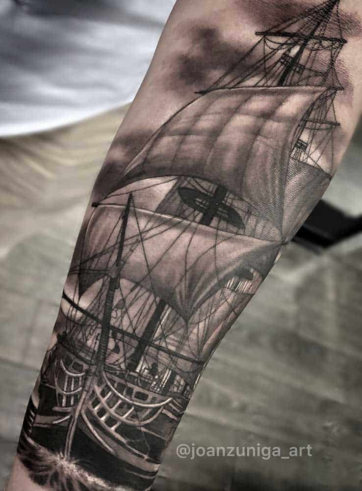Pirate Nearest Tattoo Parlors