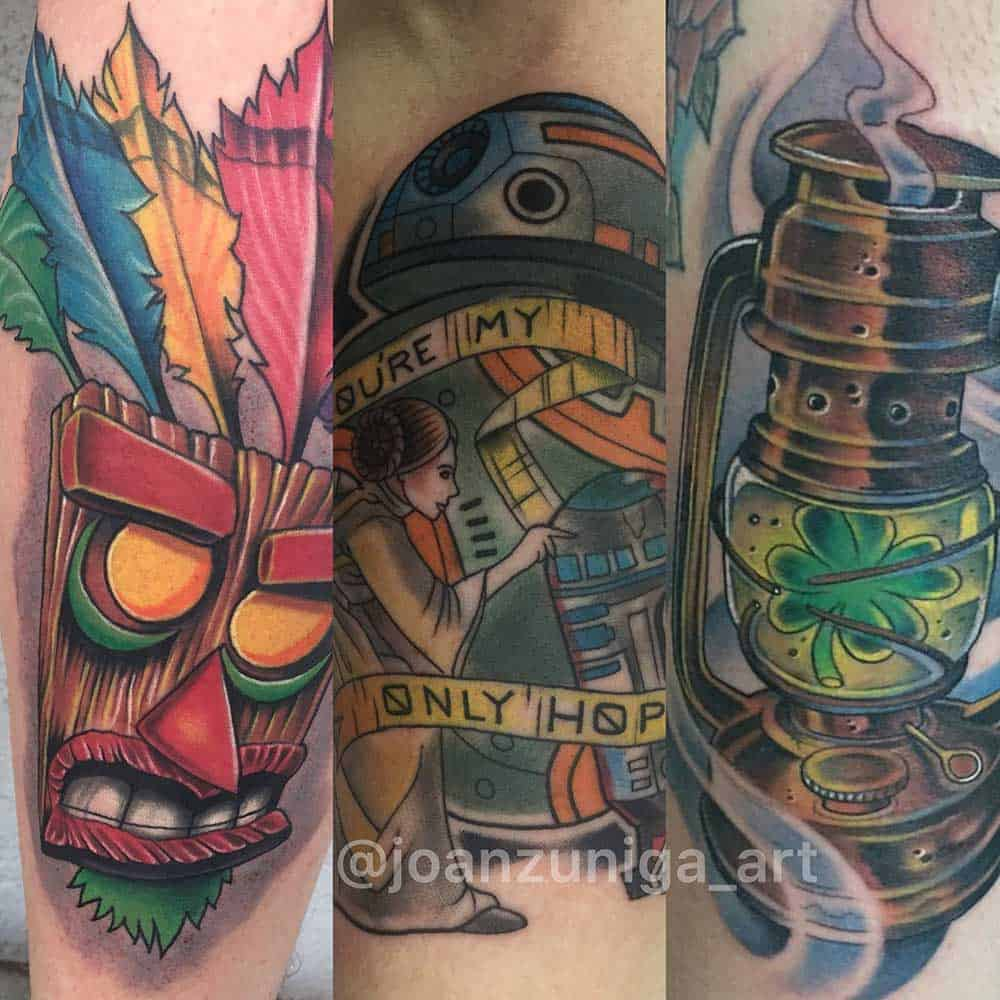 Traditional Color Best Tattoo Near Me