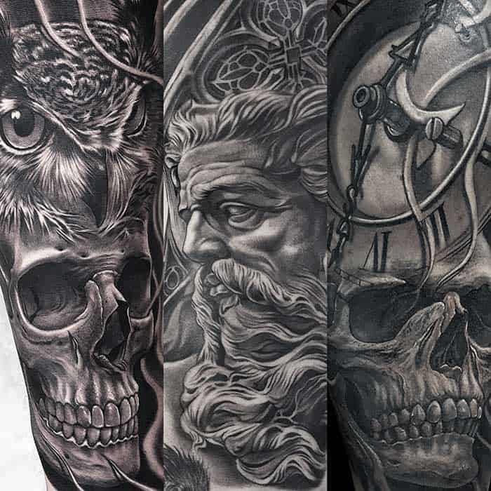 best-black-and-grey-tattoo-artist