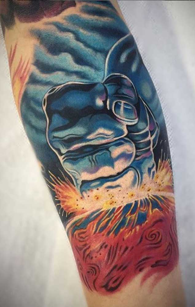 color realism tattoo fayetteville NC