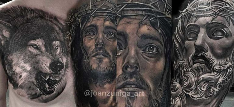 Things to know if you are looking for The Best Portrait Tattoo Artist